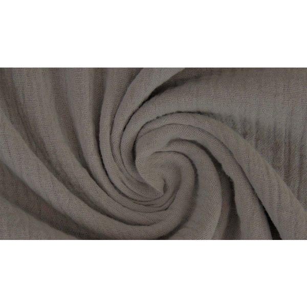 Hydrofiel doek taupe