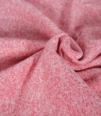 Knitted jogging gemeleerd roze