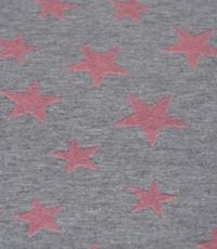 Jogging gestreept roze sterren