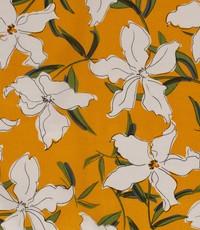 Half linnen jasmijn geel