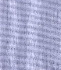 Seersucker ruitje licht blauw-wit