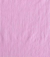 Seersucker ruitje roze-wit