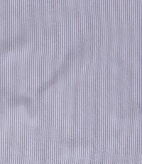 Seersucker streepje licht blauw-wit