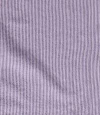 Seersucker streepje paars-wit