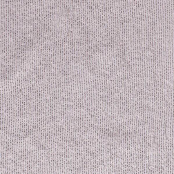 Seersucker streepje beige-wit