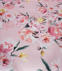Scuba lichtrose bloem