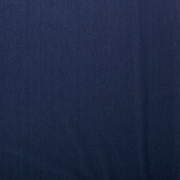 Voorgewassen denim donkerblauw