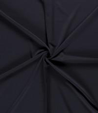 Gabardine stretch donkerblauw