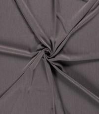 Gabardine stretch donker grijs