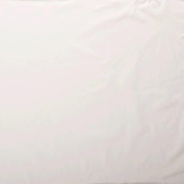 Katoenen tricot zware kwaliteit off white