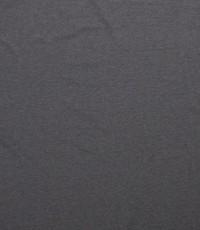 Katoenen tricot zware kwaliteit grijs melange