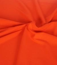 Uni crepe rood