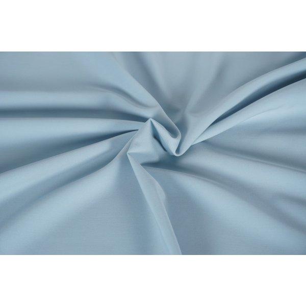 Gabardine licht blauw