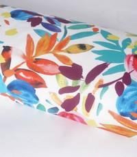 Relief tricot vrolijke bloem