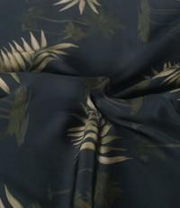 Satijn junglebook zwart