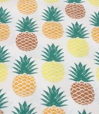 Popeline ananas