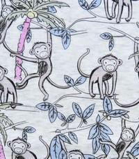 Alpensweat met aapjes