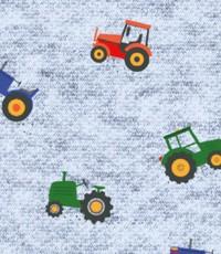 Jogging jeansblauw tractor