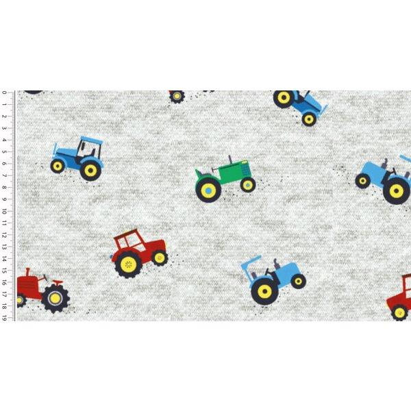 Jogging grijs melee tractor