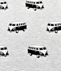 Jogging ecru met VW busjes