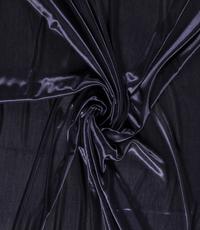 Voeringstof charmeuse donkerblauw
