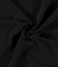 Zwarte linnen ongewassen