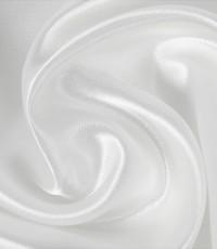 Satijn uni wit