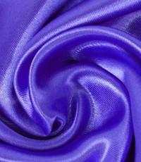 Uni satijn paars