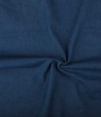 Voorgewassen denim middenblauw