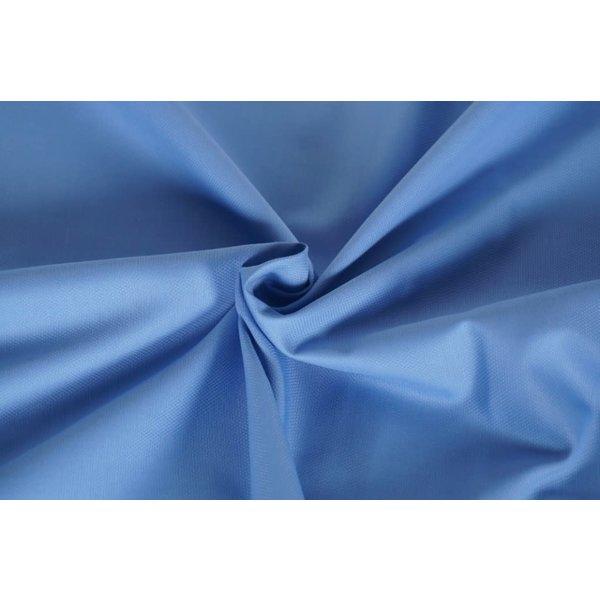 Katoen uni midden blauw