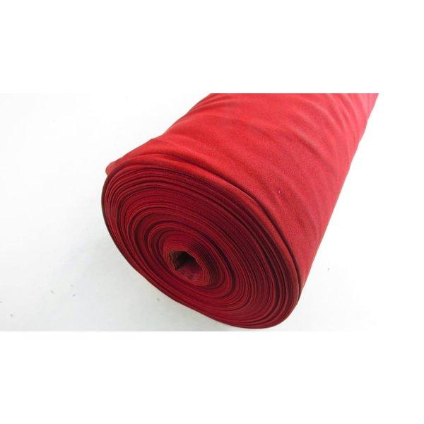Brandvertragende stof rood