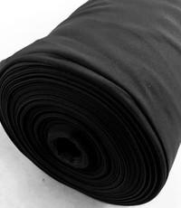 Brandvertragende stof zwart