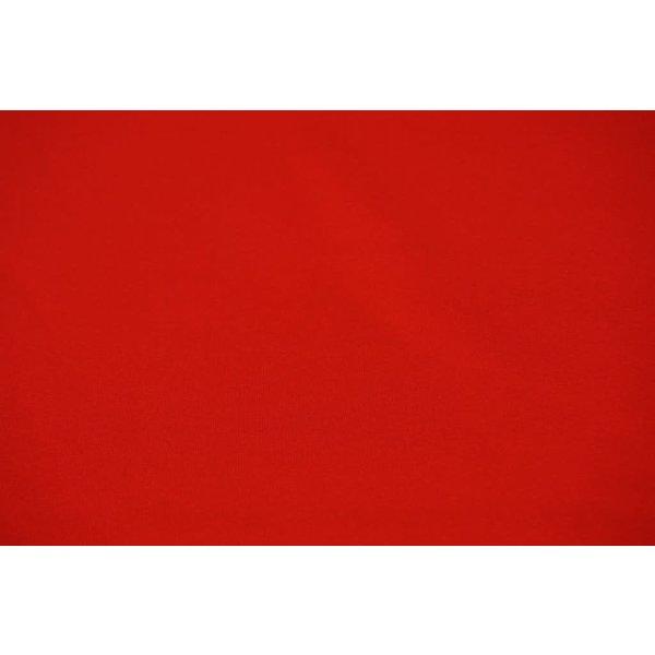 Fleece jogging rood