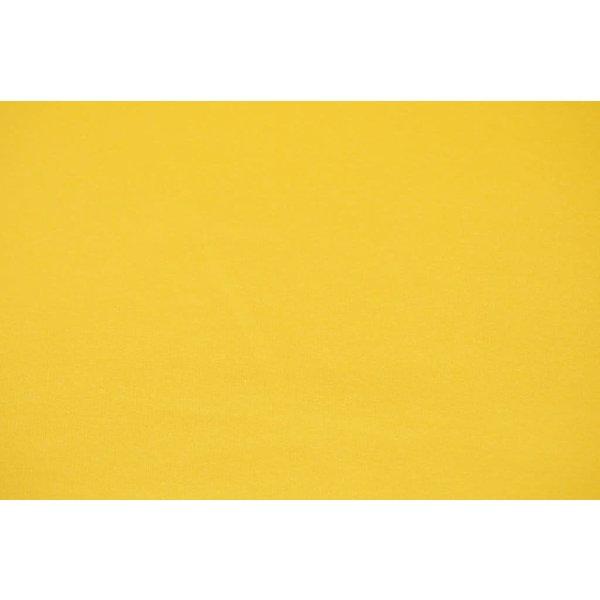 Fleece jogging geel