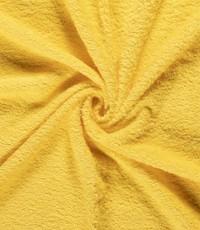 Badstof  geel
