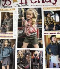 Patroonboek B Trendy najaar winter 20