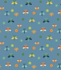 Libelles jeansblauw