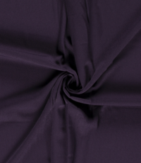 Gabardine stretch paars