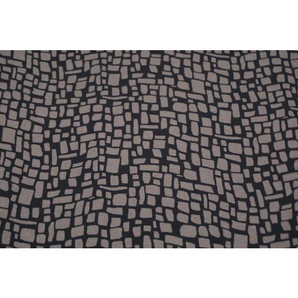 Tricot mozaiek