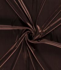 Voeringstof charmeuse bruin