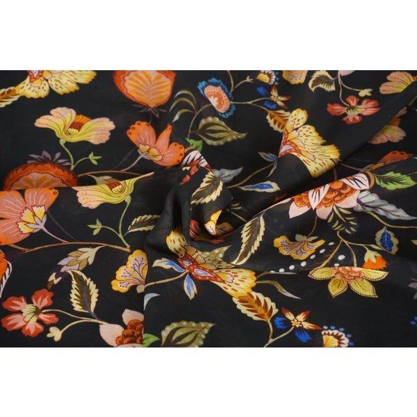 Oranje vlinderbloem