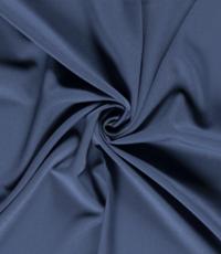 Gabardine stretch donker jeans blauw