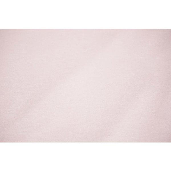 Mantelstof Baby pink