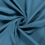 Gabardine stretch donker turkoois