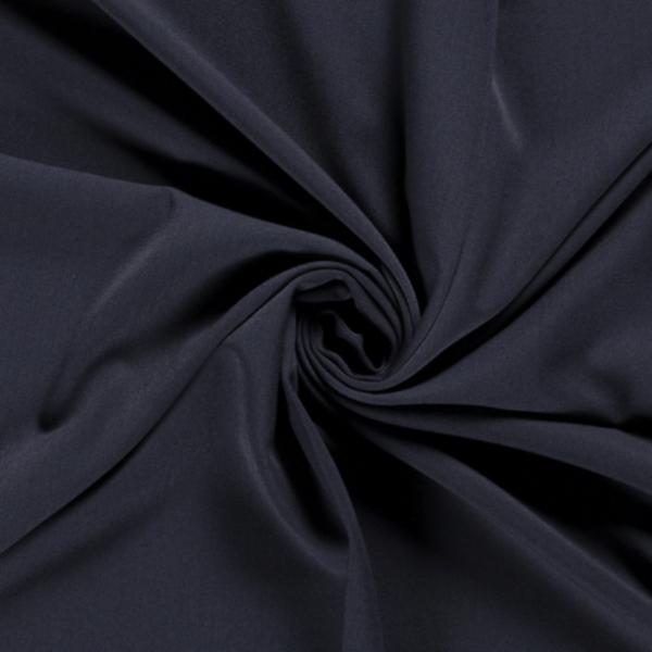 Gabardine stretch blauw