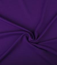 Gabardine stretch fel paars