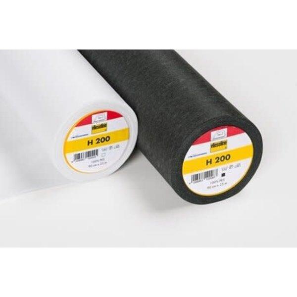 Vlieseline H200 100x90cm zwart