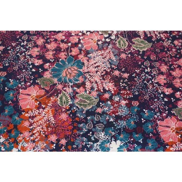 Hysteric flowers lycra