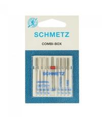 Schmetz assorti + 2-ling naald
