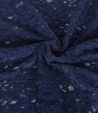 Kant donkerblauw